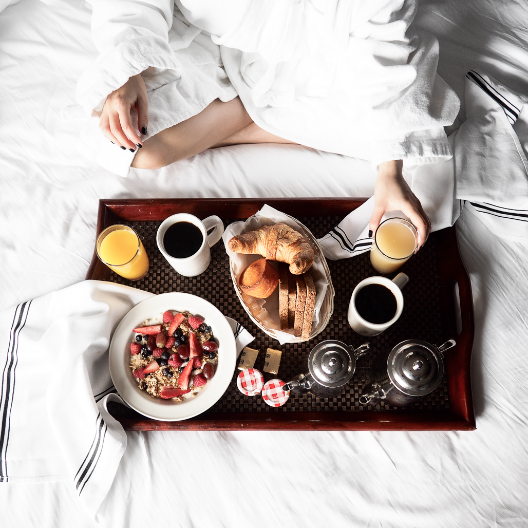 The Time New York, New York hotel, New York accomodation, breakfast in bed