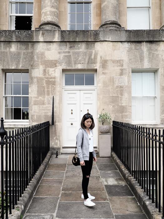 Bath UK travel guide, review, travel diaries