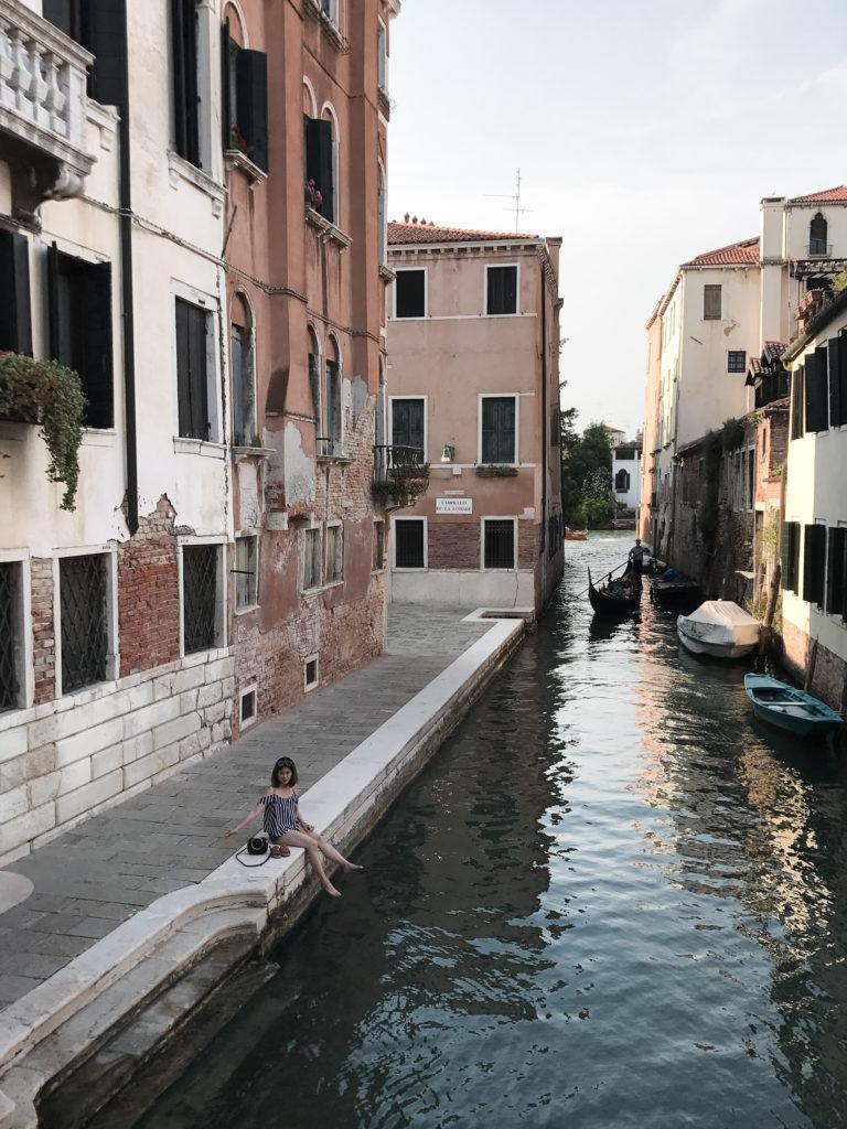 Venice Italy Travel Diaries