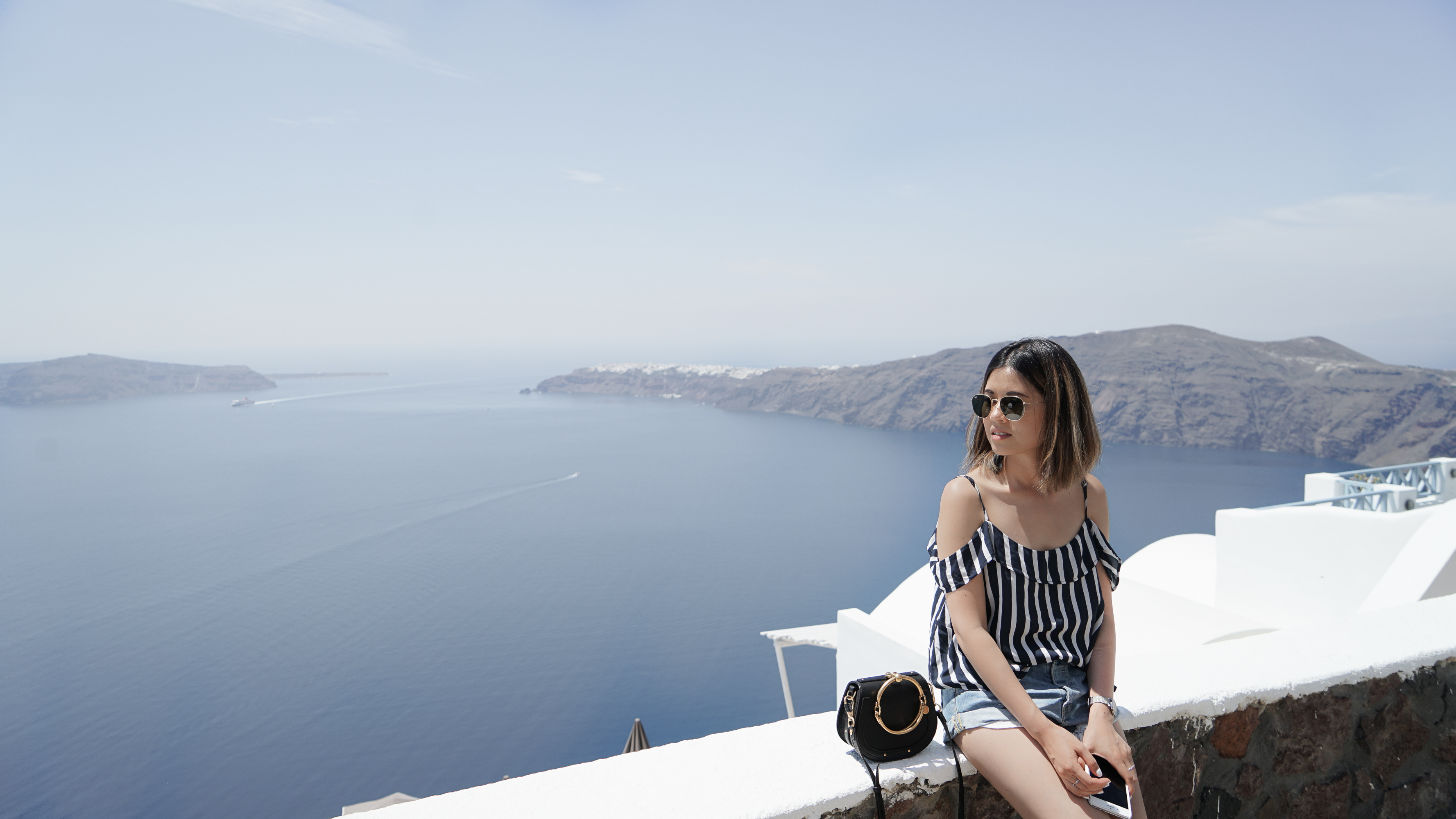 Santorini review, Santorini travel diaries, Santorini blog, Oia review, Pezoules review