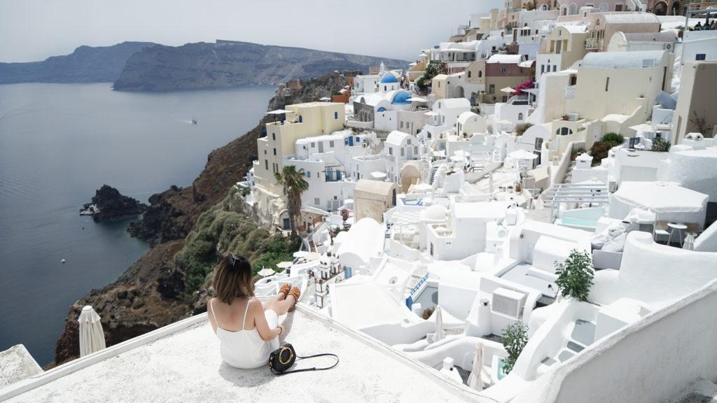 Santorini Travel Diaries (and 7 tips!)