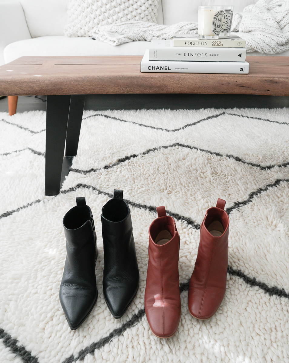 The Day Boot vs The Boss Boot – Hint of